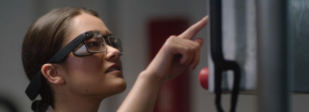 Google Glass EE2